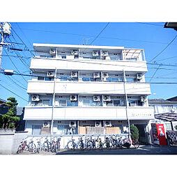 広島県広島市佐伯区三筋2丁目の賃貸マンションの外観