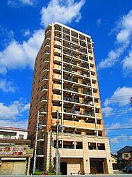 サムティ大阪CITYWEST[11階]の外観
