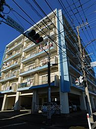 蔵王コーポ[5階]の外観