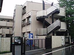 東京都練馬区中村1丁目の賃貸マンションの外観