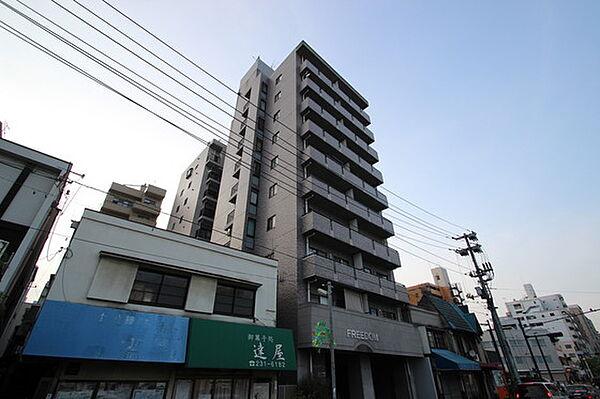 フリーダム舟入本町 8階の賃貸【広島県 / 広島市中区】