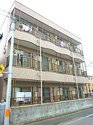 埼玉県川口市上青木3丁目の賃貸マンションの外観