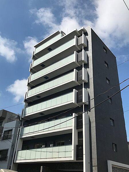 Comfort Residence Nippori(コンフォ[201号室]の外観