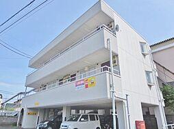山梨県甲府市貢川本町の賃貸アパートの外観