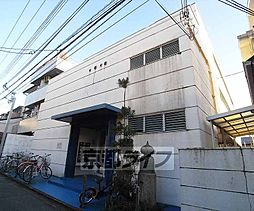 京都府京都市東山区石垣町東側の賃貸マンションの外観