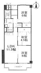 ユニ宇治川マンション3号館