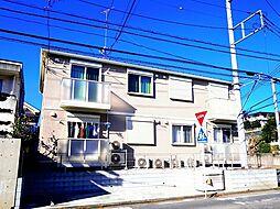 CASA久米[2階]の外観