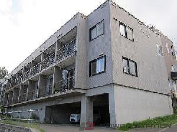 カーサたつみ[2階]の外観