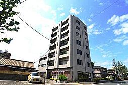 福岡県北九州市小倉北区下富野5丁目の賃貸マンションの外観