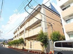 福岡県北九州市小倉南区南方5丁目の賃貸マンションの外観