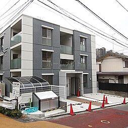 アクアキューブ桜坂[2階]の外観