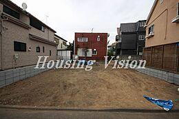 現況:更地 キレイな区画に理想のお住まいを建ててください