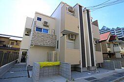 兵庫県神戸市垂水区川原1丁目の賃貸アパートの外観