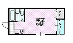 城北公園通駅 1.7万円
