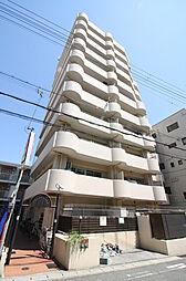 兵庫県神戸市兵庫区島上町2丁目の賃貸マンションの外観