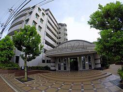 兵庫県川西市久代6丁目の賃貸マンションの外観