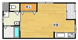 愛和苑[2階]の間取り