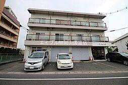岡山県岡山市中区原尾島1丁目の賃貸マンションの外観