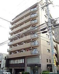 福岡県福岡市中央区白金2の賃貸マンションの外観