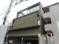 ロンドヴェール伏見桃山[4階]の外観