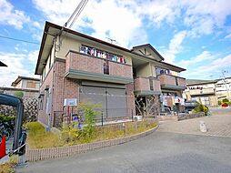 ガーデンパークB[2階]の外観