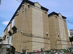ベルノール文京台[1階]の外観