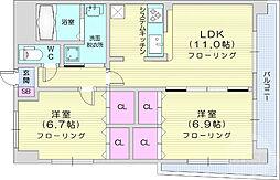 東仙台駅 6.9万円