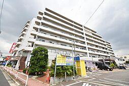 竹の塚ロジュマン[4階]の外観