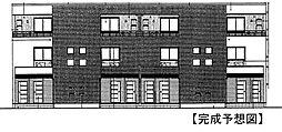 ディアコート二見Ⅱ[1階]の外観