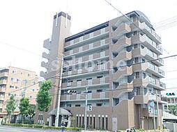 兵庫県神戸市東灘区西岡本1丁目の賃貸マンションの外観