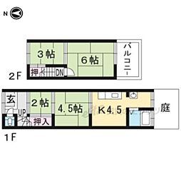 京阪石山坂本線 石山寺駅 徒歩5分