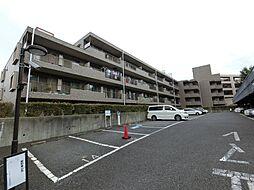 千葉県佐倉市弥勒町の賃貸マンションの外観