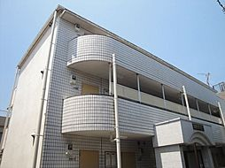 立川プラザー[3階]の外観