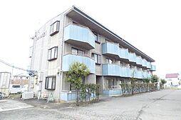 長野県長野市篠ノ井御幣川の賃貸マンションの外観