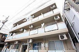 香川県高松市花園町1丁目の賃貸アパートの外観