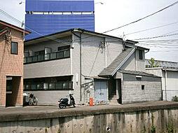 美沢コーポ[1階]の外観