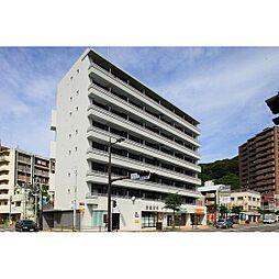 長崎県長崎市昭和1丁目の賃貸マンションの外観