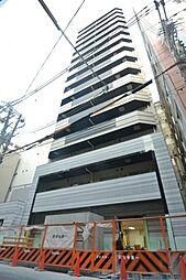 ファーストフィオーレ東梅田[11階]の外観