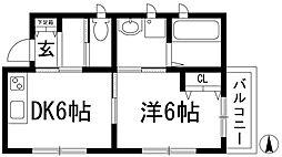 NOW HOUSE[2階]の間取り