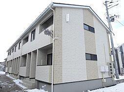 JR奥羽本線 北山形駅 印役寺前下車 徒歩8分の賃貸アパート