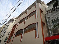 パンダ神戸[4階]の外観