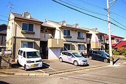 福岡県筑紫郡那珂川町今光2丁目の賃貸アパートの外観