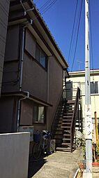 大町ハイツ[202号室]の外観