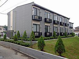 レオパレスプルンニー B[1階]の外観