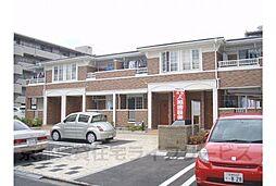 京都府京都市南区唐橋大宮尻町の賃貸アパートの外観