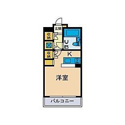 ワコーレエレガンス鶴巻温泉No.2[2階]の間取り