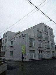 北海道札幌市白石区東札幌五条2の賃貸マンションの外観