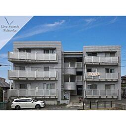 福岡県福岡市博多区麦野4丁目の賃貸マンションの外観