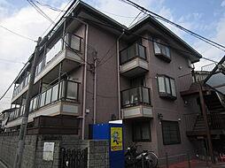 大阪府高槻市明野町の賃貸マンションの外観