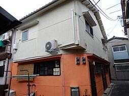 阿倍野中里文化[2階]の外観